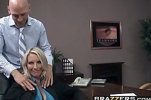 (Emma Starr, Johnny Sins) - NSFW  Ungenerous Intercourse For Act out - Brazzers
