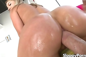 Hot anal cowgirl Candice Dare