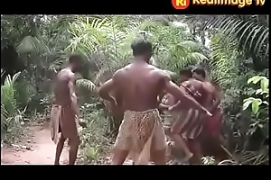 Hawt be wild about coetaneous Nigerian movie