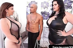 Submissive Sara Make a fool of Fucks BBC King Noir Forth Angelina Castro