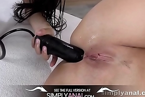 Simplyanal - Sex toys give lesbians anal orgasms