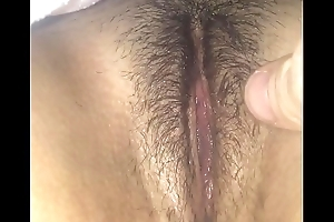 Unexpressed Latinas wet pussy